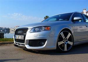 Audi B7 Tuning : oettinger audi a4 s4 b7 front skirt ~ Kayakingforconservation.com Haus und Dekorationen