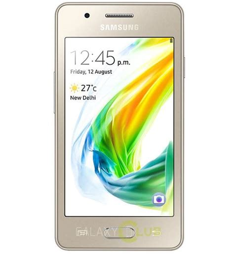 samsung z2 offical leak before tomorrows launch event tizen experts