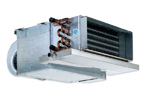 dx fan coil unit horizontal low profile fan coil units york