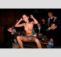 Crazy Russian Young Bitch Completely Undressed In A Crowded Bar Russian Sexy Girls