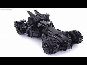 Lego Batman Batmobile : custom lego batman vs superman batmobile moc 2nd look youtube ~ Nature-et-papiers.com Idées de Décoration