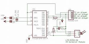 Mp3 Ir Decoder  Remote Control