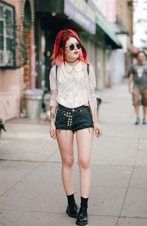 Luanna Perez-Garreaud Effortless Ways to Rock the Grunge Look u2013 Glam Radar