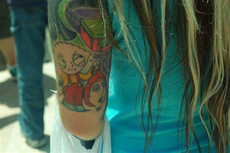 stewie griffin  tattoo design ideas