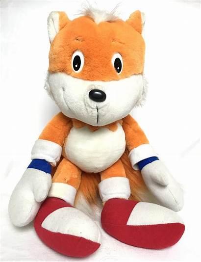 Sonic Plush Hedgehog Tails Sydney Segaworld Collectibles