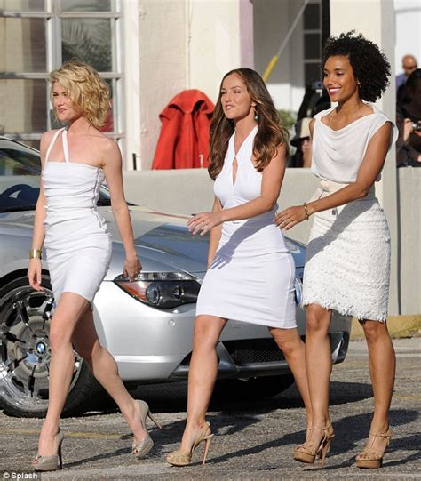actress kelly taylor charlie s angels minka kelly rachael taylor and annie