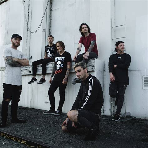 Came The by We Came As Romans Foreign Infectious Magazine