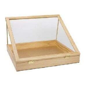 Countertop Display Cases - jewelry display countertop clear view top retail