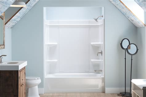 sterling offers  caulk  shower installation remodeling