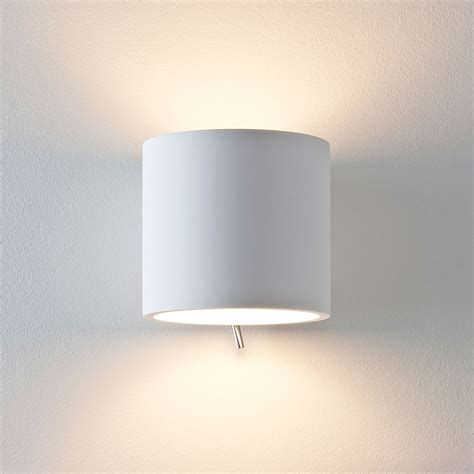 astro brenta 130 plaster wall light at uk electrical supplies