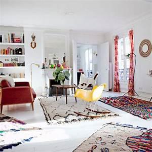 Maison Du Kilim : kilim ou le retour du tapis d co patchwork vintage ~ Zukunftsfamilie.com Idées de Décoration