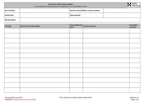 maintenance repair job card template microsoft excel