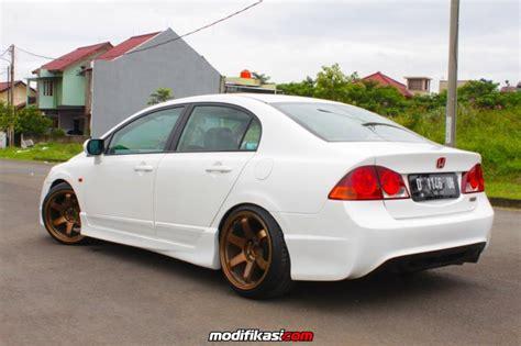 Modifikasi Honda Civic Type R by Wts Honda Civic Fd1 2007 Manual Putih Jarang Ada