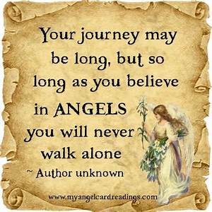I Believe In Angels Quotes. QuotesGram