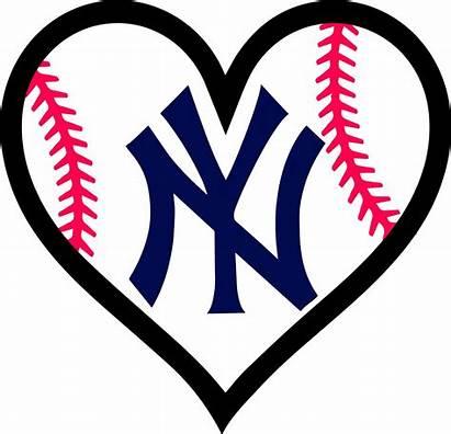 Yankees York Clipart Baseball Vectorified Automatically Start