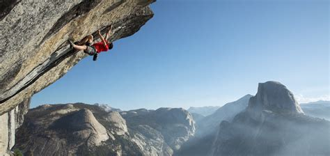 Alex Honnold The Dawn Wall How Transcend Rock