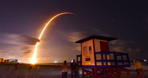 spacex launches   satellites