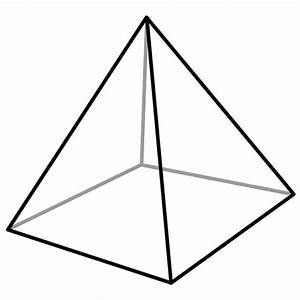How many vertices does a square pyramid have? - Quora