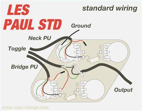 epiphone les paul standard wiring diagram vivresaville