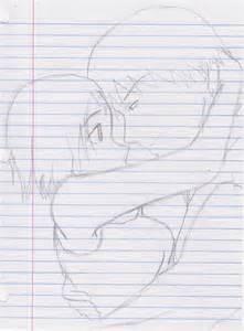 deviantART Anime Love Drawings