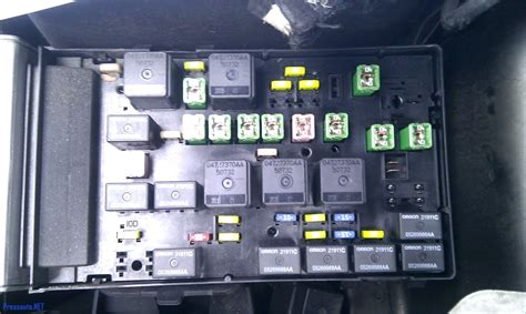 Car Fuse Box Nz by Fuse Panel Box Aj88 Roccommunity