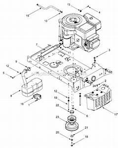 Wiring Diagram Troy Bilt 13an689g766