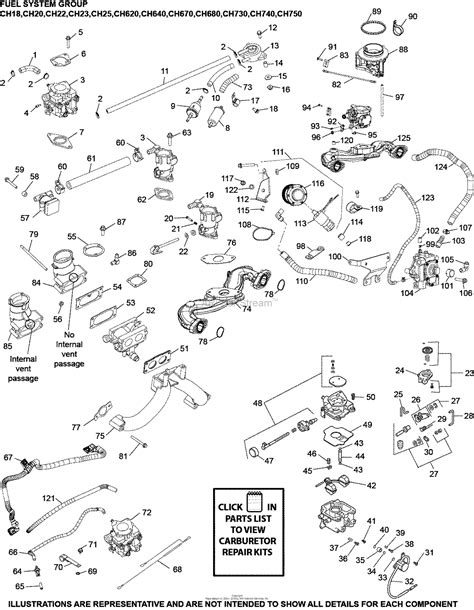 Ch 20 Kohler Command Wiring Diagram by Kohler Ch640 3123 Mtd 20 5 Hp 15 3 Kw Parts Diagram For