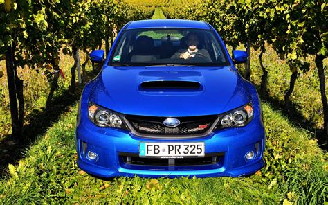 subaru impreza wrx sti sedan  wallpapers  hd