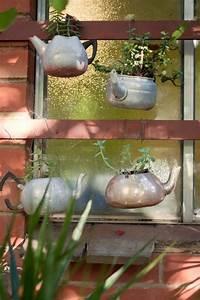 Deko Aus Alten Sachen : 21 id es de d coration de jardin en vieux objets du quotidien ~ Whattoseeinmadrid.com Haus und Dekorationen
