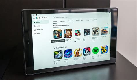 Comment installer le Google Play Store sur votre tablette ...