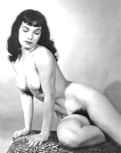 Bettie Page 19 Pics