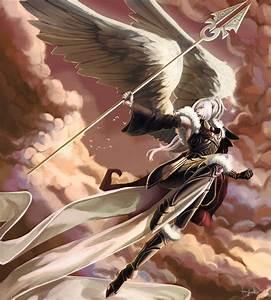 Avacyn, Angel of Hope by MCLT on DeviantArt