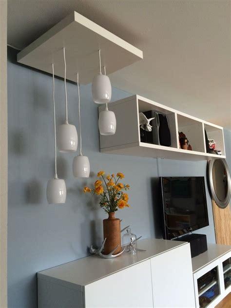 Ikea Light Fixtures Bathroom by Franken Fixture For Tiered Pendant Lighting Ikea Hacks