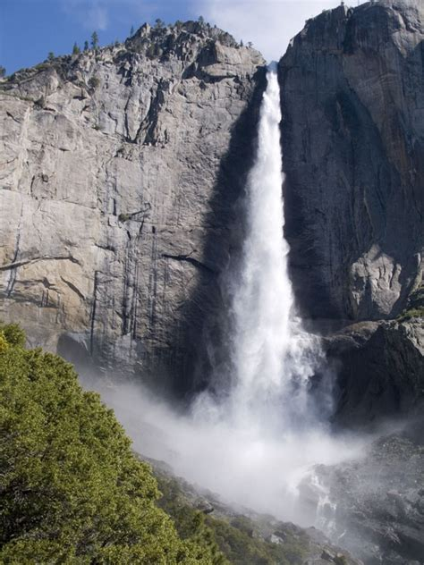 Yosemite National Park Facts Information Lodging