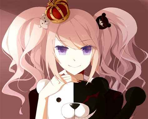 anime danganronpa enoshima junko junko enoshima from danganronpa anime fan 37194287