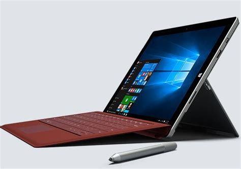 surface pro  receives system firmware update  improvements