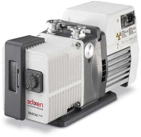 Pascal Vacuum by Kurt J Lesker Company Adixen Pfeiffer 174 Standard