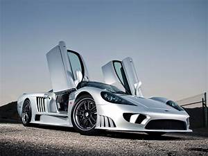 Wallpaper Saleen S7, supercar, coupe, test drive, review