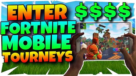 join fortnite mobile tournaments weekly  compete