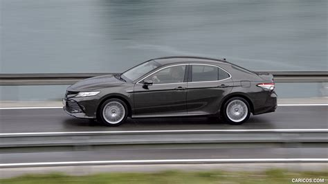 Toyota Camry Hybrid Hd Picture by 2019 Toyota Camry Hybrid Spec Side Hd Wallpaper 23