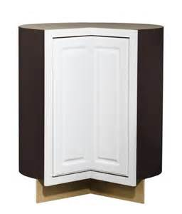 value choice 36 quot ontario white easy reach corner base cabinet at menards 174