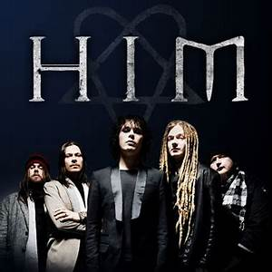 HIM are a Finnish rock band from Helsinki. Formed in 1991 ...
