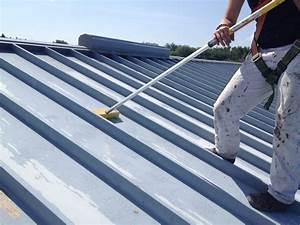 Tole Pour Toiture : peinture de toiture qu bec m tallique galvanis ~ Premium-room.com Idées de Décoration