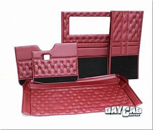 Kenworth Vit Interior    Upholstery For T800  W900  T600