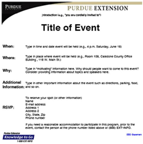event invitation email template march 2005 e mail invitation offers easy inexpensive way to announce events