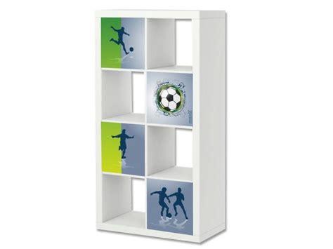 Ikea Kinderzimmer Fussball by Fu 223 Aufkleber F 252 R Regal Expedit Kallax Ikea