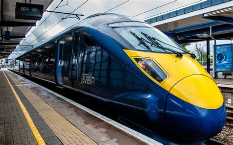 High Speed Trains Bringing The Rail Network Up To Date