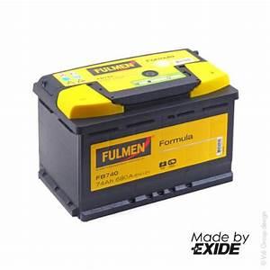 Batterie Fulmen Auchan : batterie auto fulmen formula fb740 la culture de la moto ~ Melissatoandfro.com Idées de Décoration