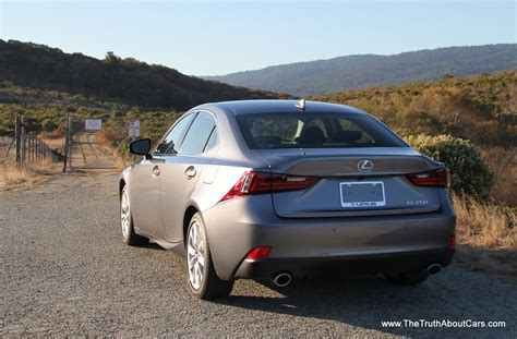 Lexus Is 250 0 60 by Review 2014 Lexus Is250 With The About Cars