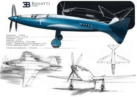 L'ingénieur belge louis de monge a créé ce fantastique avion pour ettore bugatti. Bugatti - Where to Now?